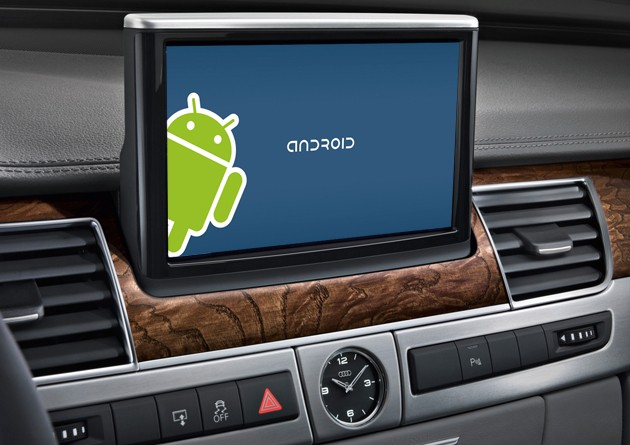 Harman bringt Android demnächst in Autos! Android Open Accessory Protocol machts Möglich