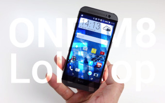 HTC One M8: Android 5.0 Lollipop im Video & Vergleich zu Android 4.4 KitKat