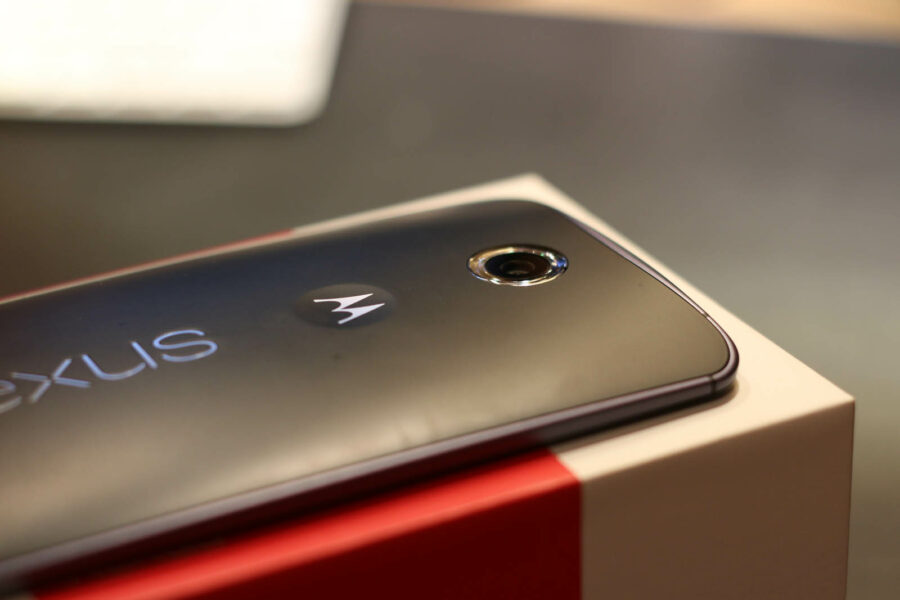Google Nexus 6 in unserem Unboxing