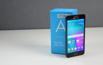 Unboxing & Hands-on: Samsung Galaxy A3
