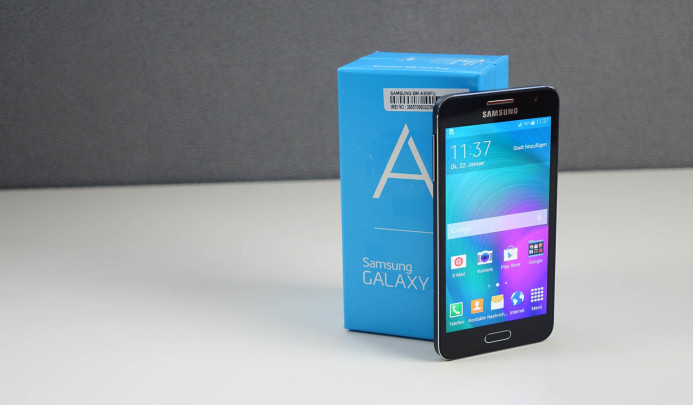 samsung galaxy a3 unboxing (1)