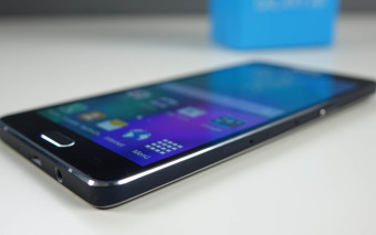 Samsung Galaxy A5 im Unboxing & Hands-on