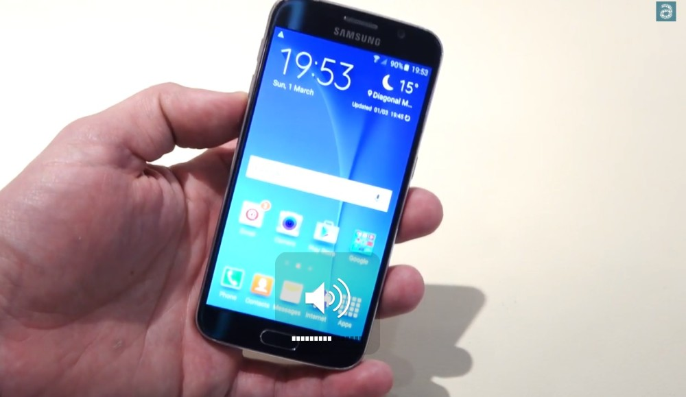 Galaxy S6 Hands on