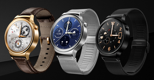 Video: Huawei Watch im Test