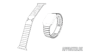 47 neue Apple Patente zur Apple Watch und Push-to-Talk