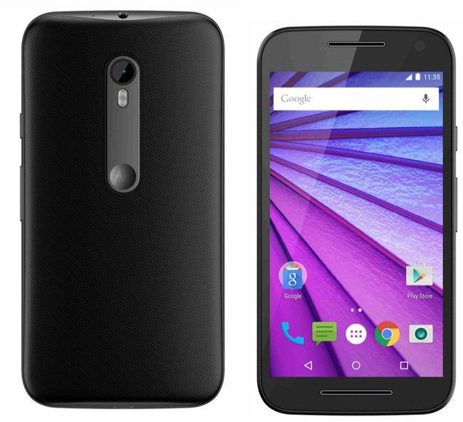 Video: Das Moto G 2015 im Detail