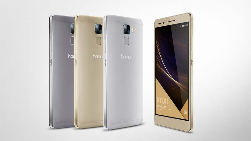 Video: Honor 7 vs. Huawei G8