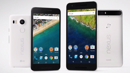 Video: Nexus 6P und 5X im Unboxing