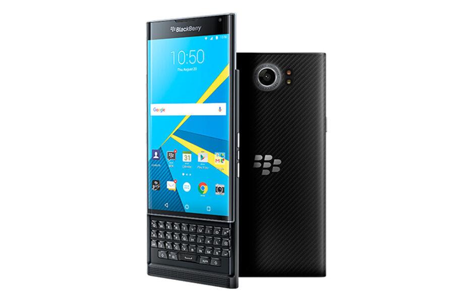 Blackberry: nur 600.000 verkaufte Smartphones im ersten Quartal