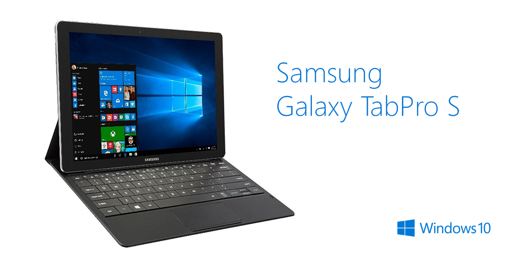Video: Samsung Galaxy TabPro S im Hands-On