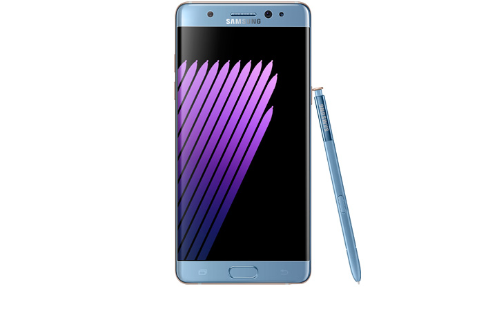 Video: Das Galaxy Note 7 im Unboxing