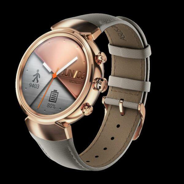Zenwatch 3 – ASUS präsentiert die neuste Version der Smartwatch