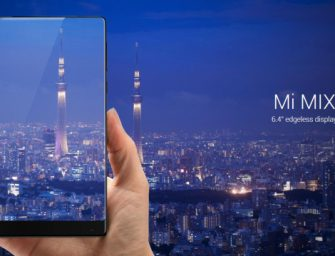 Video: Xiaomi MI MIX im Unboxing
