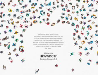 Save the Date: Apple WWDC 2017 vom 5. bis 9. Juni