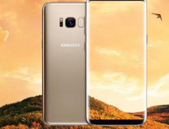 Samsung Galaxy S8 – neues Software-Update bringt AR Emojis und Super-Slow-Motion
