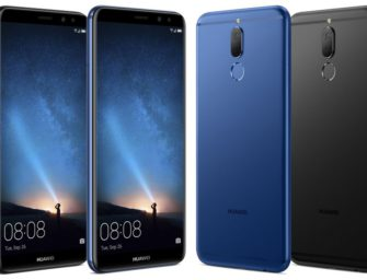 "Huawei Mate 10 – ""This is not a smartphone, this is an intelligent machine"""