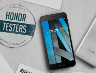 Honor 6a – Tester gesucht