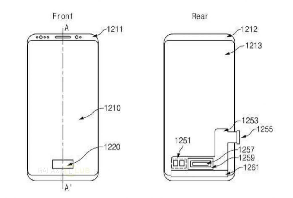 samsung-patent-in-screen-fingerprint-sensor-2