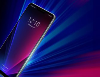 LG G7 ThinQ – randloses Design inklusive Notch