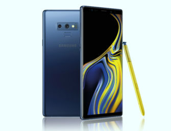 Stiftung Warentest: Samsung Galaxy Note 9 vor den iPhone XS Modellen